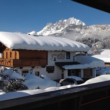 Wilder Kaiser Appartement Lorenz